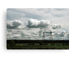 Dark Day Canvas Print