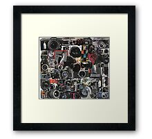 How Do You See the World? Framed Print