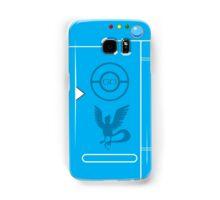 PokemonGO Team Mystic Themed Pokedex Case Samsung Galaxy Case/Skin