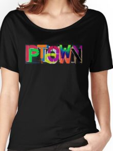 Ptown nights • Dave Hay Women's Relaxed Fit T-Shirt