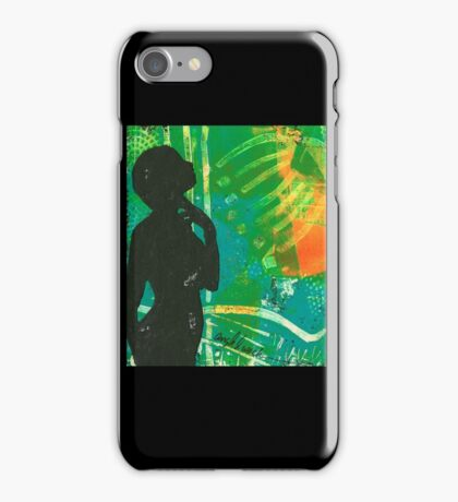 Shower Me with Warmth, My Love iPhone Case/Skin