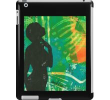 Shower Me with Warmth, My Love iPad Case/Skin