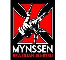 Mynssen Brazilian Jiu-Jitsu Photographic Print