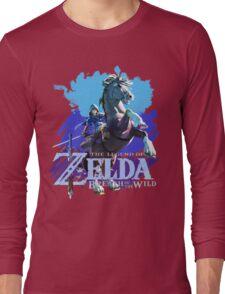 Legend of Zelda: Breath of The Wild Long Sleeve T-Shirt