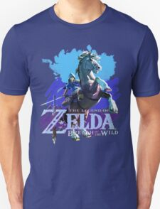 Legend of Zelda: Breath of The Wild Unisex T-Shirt