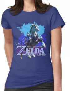 Legend of Zelda: Breath of The Wild Womens Fitted T-Shirt