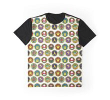 Mario Kart Master Graphic T-Shirt