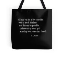 Live Your Life 11 Tote Bag
