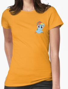 Pocket Dash Womens Fitted T-Shirt