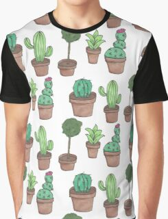 Plant Friends Graphic T-Shirt