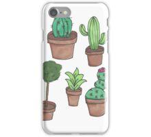 Plant Friends iPhone Case/Skin