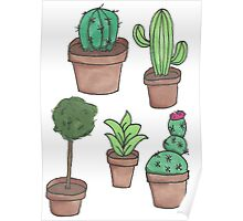 Plant Friends Poster