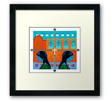 Benediction Framed Print