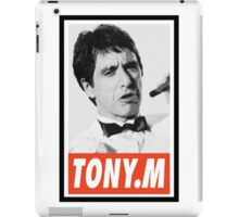 (MOVIES) Tony Montana iPad Case/Skin