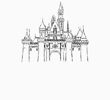Sleepy's Aesthetic Castle Unisex T-Shirt