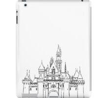 Sleepy's Aesthetic Castle iPad Case/Skin