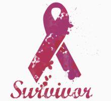 Breast Cancer Survivor  by Boogiemonst