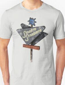 Starlite Starbrite Trailer Court Unisex T-Shirt