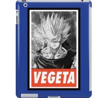 (MANGA) Vegeta iPad Case/Skin