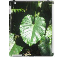 Jungle Greenery iPad Case/Skin