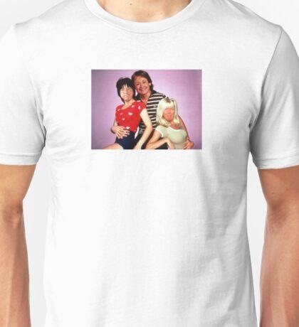 Three is the Company Unisex T-Shirt