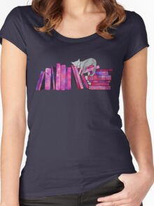 Literary Naps Women's Fitted Scoop T-Shirt