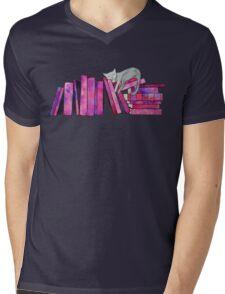Literary Naps Mens V-Neck T-Shirt
