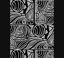 Linear Flow - Pattern Unisex T-Shirt