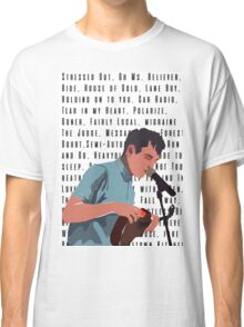 Tyler Joseph Twenty One Pilots Classic T-Shirt