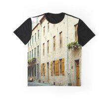 Old Quebec Street Graphic T-Shirt