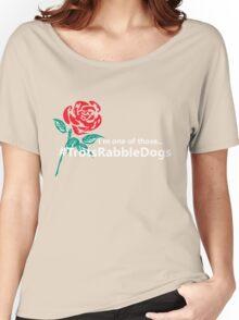 #TrotsRabbleDogs T-shirt Women's Relaxed Fit T-Shirt