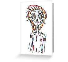 Goofy Gubler Greeting Card
