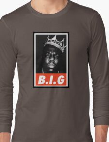 (MUSIC) Notorious Big Long Sleeve T-Shirt