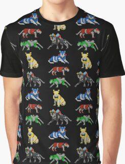 Voltron Lions Graphic T-Shirt