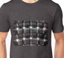 led lights switched on Unisex T-Shirt