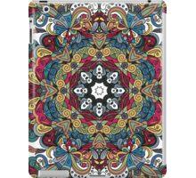 Colorful Boho Mandela Pattern iPad Case/Skin