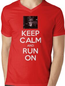 Five Nights at Freddy's: Keep Calm & Run On (Foxy) T-Shirt