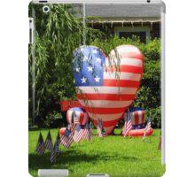 An American Fourth iPad Case/Skin