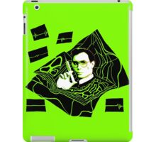 Re-Animator iPad Case/Skin