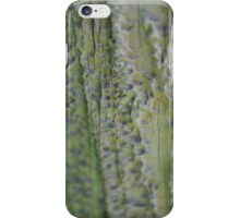 textured fence iPhone Case/Skin