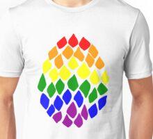 Gay Pride Dragon Egg Unisex T-Shirt
