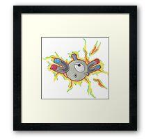 Magnemite Framed Print