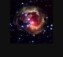 Monocerotis, red variable star, astronomy, space Womens Fitted T-Shirt