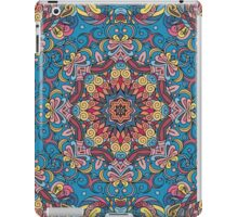 Colorful Boho Geometric Pattern iPad Case/Skin