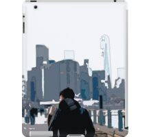 City Scene // Comic Style iPad Case/Skin
