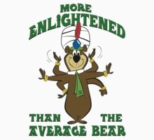 More Enlightened Than The Average Bear by G. Patrick Colvin