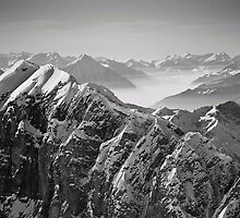 The Alps by António Jorge Nunes