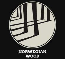 Norwegian Wood Murakami One Piece - Short Sleeve
