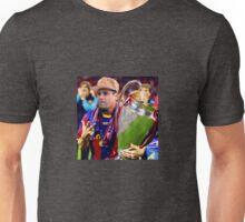 El Chapo 3-peat Unisex T-Shirt