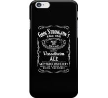 GROG STRONGJAW'S RAGE TIME! - Critical Role Fan Design iPhone Case/Skin